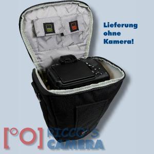 Halfter-Fototasche für Panasonic Lumix DMC-G81 DMC-G70 DMC-G6 DMC-G5 DMC-G3 DMC-G2 DMC-G1 DMC-G10  - Colt-Tasche Kameratasche mi - 4