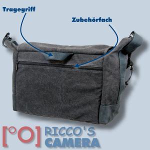 Tasche Matin Balade Bag 400 Fototasche für SLR-Kameras oder Systemkameras Evilkamera Kameratasche mit 13-Zoll Notebookfach mb4 - 1