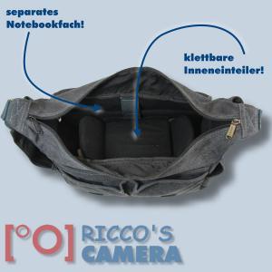 Tasche Matin Balade Bag 400 Fototasche für SLR-Kameras oder Systemkameras Evilkamera Kameratasche mit 13-Zoll Notebookfach mb4 - 2
