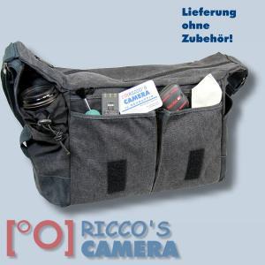 Tasche Matin Balade Bag 400 Fototasche für SLR-Kameras oder Systemkameras Evilkamera Kameratasche mit 13-Zoll Notebookfach mb4 - 3