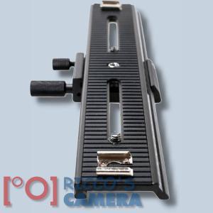 Stereo-Einstellschlitten LP-03 - Verstellweg 25cm und Zubehörschuh - 1