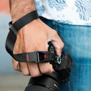 Peak Design Cuff Handschlaufe (Handgelenkschlaufe) - z.B. für DSLR-Kamera, Systemkamera oder Kompaktkamera - 2