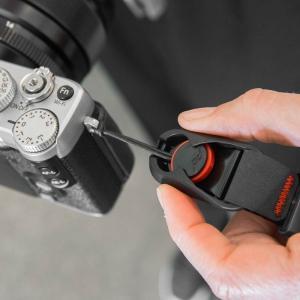 Peak Design Cuff Handschlaufe (Handgelenkschlaufe) - z.B. für DSLR-Kamera, Systemkamera oder Kompaktkamera - 3