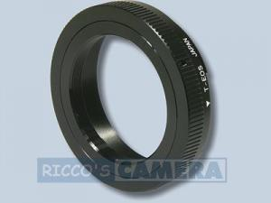 ! T2-Adapter für Canon EOS Kameras T2-Anschlussring T-Mount Adapter