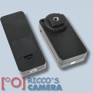 Funk-Fernauslöser mit 100m Reichweite für Olympus OM-D E-M5 Mark II PEN-F Pen E-PL8 E-PL7 PL6  E-620 E-520 kompatibel zu RM-UC1 - 1