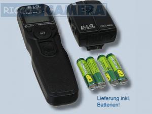 Multifunktion Funk-Auslöser mit 100m Reichweite für Olympus OM-D E-M5 Mark II PEN-F Pen E-PL8 E-PL7 E-PL6 kompatibel zu RM-UC1 - 1