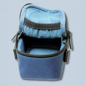 Cullmann Berlin Vario 100 blau - Kameratasche für kompakte Digitalkameras Fototasche Tasche bv1bl - 2