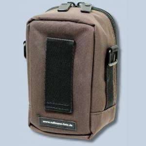 Cullmann Berlin Vario 100 braun- Kameratasche für kompakte Digitalkameras Fototasche Tasche bv1br - 1