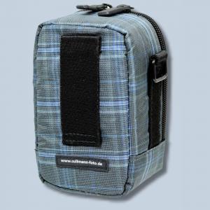 Cullmann Berlin Vario 100 grey check grau kariert - Kameratasche für kompakte Digitalkameras Fototasche Tasche bv1g - 1