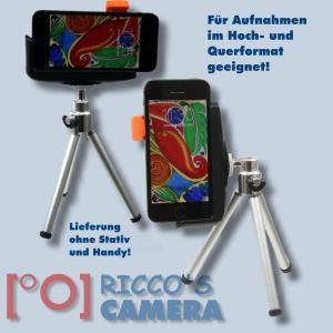 selfieMAKER Handyhalterung Smartphone Halter für Apple iPhone 7 6s 6 5s 5 SE 4s 4 Selfie Aufnahmen Stativhalterung - 3