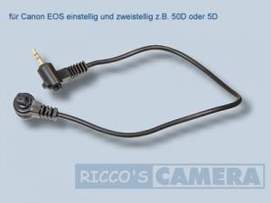 Funk-Fernauslöser mit 30m Reichweite Canon EOS 5D MIV 5D MIII 7D 5D MII kompatibel zu RS-80N3 - 3