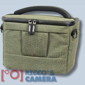 Kameratasche für Nikon Z7 Z6 Z 7 Z 6 - Fototasche in oliv Tasche Bag grün dmmo - 1