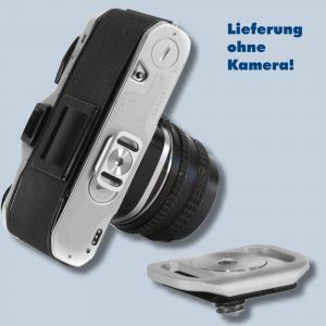 Peak Design Slide Lite Ash - Kameragurt für Einsteiger-DSLRs und größere spiegellose Systemkameras - 1