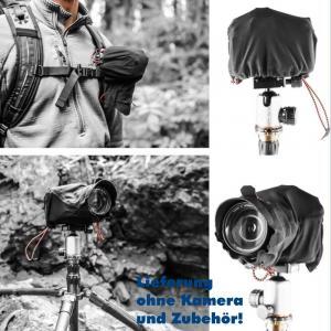 Peak Design Shell Large (L) - Wetterfeste Schutzhülle für große Profi-DSLRs oder Kameras mit Batteriegriff und Objektiv bis 15cm - 4