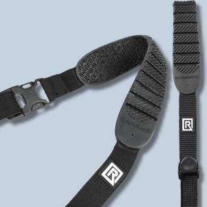 Blackrapid R-Strap Cross Shot Black Sling-Kameragurt für 1 Kamera - stylisch und puristisch (schwarz) - 3