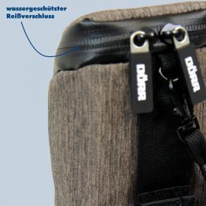 Dörr Motion 1 Kameratasche in braun Fototasche Tasche brown dm1br - 2
