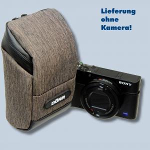 Dörr Motion 1 Kameratasche in braun Fototasche Tasche brown dm1br - 4