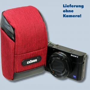 Dörr Motion 1 Kameratasche in rot Fototasche Tasche red dm1r - 4