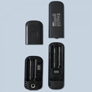 Funk-Fernauslöser Fernbedienung wie RM-VPR1 für Sony Alpha 7S II 7S 7R II 7R 7 II 7 6300 6000 5100 5000 3500 3000 ayex AX-1 - 3