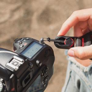 Peak Design Slide Ash - Kameragurt grau für mittlere und große DSLR-Kameras - 4