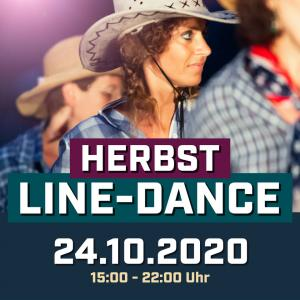 Ticket Line-Dance on Sunday am 23.08.2020 im Hangar 312