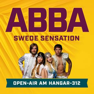 ABBA SWEDE SENSATION  Open-Air am Hangar-312 am 12.09.2020