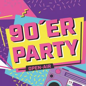 90'er Party am Hangar-312 in Neuruppin am 05.09.2020