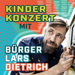 Kinder-Konzert mit Bürger Lars Dietrich am Hangar-312 in Neuruppin am 13.09.2020