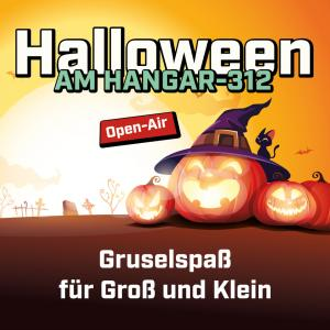 Ticket Halloween Open Air 31.10.2020 am Hangar 312