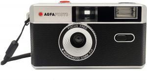 AgfaPhoto 35mm Analoge Fotokamera Black für 35mm-Filme - 1