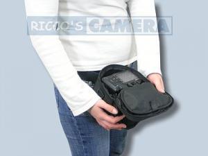 Bereitschaftstasche für Spiegelreflexkameras Kaiser EasyLoader SLR DSLR Colttasche Holster Tasche EL - 3