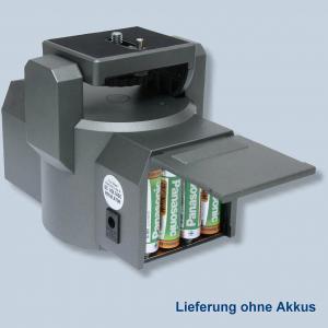 Motor Schwenkneiger 340 Grad Automatik / Kabel - motorischer Schwenkkopf Motorschwenkkopf Schwenkneigekopf ohne Stativ - 1