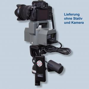 Motor Schwenkneiger 340 Grad Automatik / Kabel - motorischer Schwenkkopf Motorschwenkkopf Schwenkneigekopf ohne Stativ - 4
