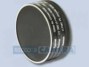 Filter-Container 49mm Filtercontainer Filter-Protector 49 mm Stack Cap