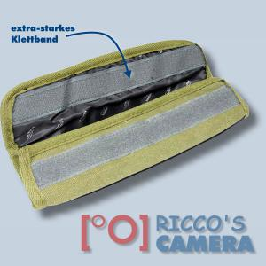 Kalahari Gurtpolster Polster für Schultergurt Kameragurt Tragegurt Schulterpolster in khaki - 2