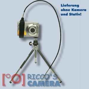 Drahtauslöser für Digitalkameras mit Klettverschluss zur universellen Verwendung Drahtausloeser - Hama 5345 - 1