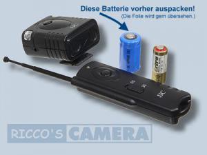 Funk-Fernauslöser mit 30m Reichweite für Nikon D800 D700 D300 D200 D2X Fuji S3 Pro S5 Pro kompatibel zu MC-30 Funkfernauslöser - 1