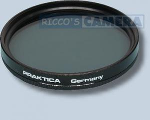 Polfilter / Pol-Filter 67mm circular Polarisationsfilter 67 mm Praktica