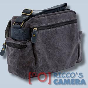 Kalahari Molopo K-41 K41 Fototasche Canvas schwarz - Tasche für Spiegelreflexkameras und Zubehör K 41 K41 black - 1