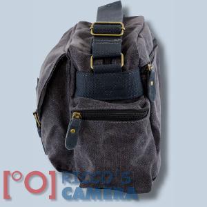 Kalahari Molopo K-41 K41 Fototasche Canvas schwarz - Tasche für Spiegelreflexkameras und Zubehör K 41 K41 black - 2