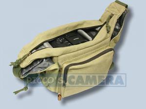 Tasche für Panasonic Lumix DMC-FZ82 DMC-FZ2000 DMC-FZ300 DMC-FZ1000 II DMC-FZ72 FZ150 - Fototasche K-21 K 21 K21 khaki k21k - 4