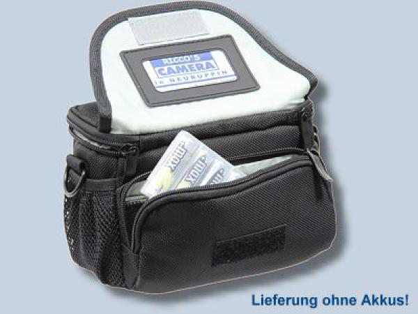 Kameratasche für Sony Alpha 6300 Foto Gürtel Umhänge Tasche Materialtasche Ca