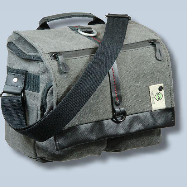Genesis Dakar in grau Fototasche für Spiegelreflexkameras und Systemkameras  Evilkamera Kameratasche mit Regenschutzhülle Tasche 6aa83a0177