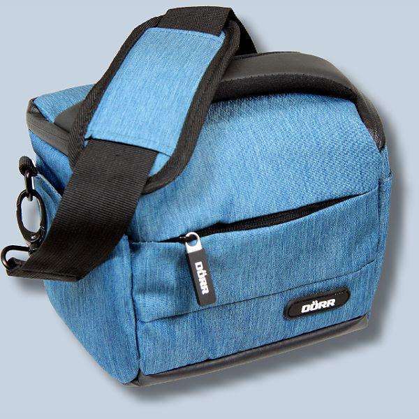 Dörr Fototasche Motion S in blau Kameratasche für Systemkameras  Bridgekameras und kleine DSLR Kameras Tasche Bag blue dmsbl 2f39142cbf