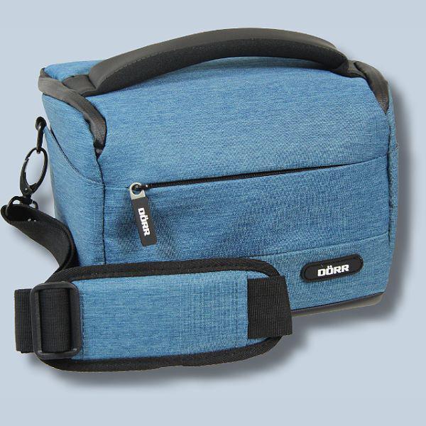 Dörr Fototasche Motion M in blau Kameratasche für Spiegelreflexkameras und Systemkameras  Tasche Bag blue dmmbl ce70c8cb7e