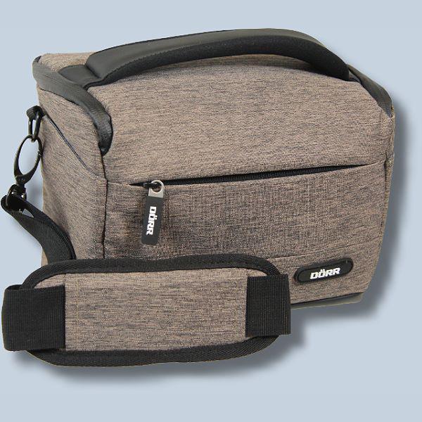 Dörr Fototasche Motion M in braun Kameratasche für Spiegelreflexkameras und Systemkameras  Tasche Bag brown dmmbr 830aee8a21