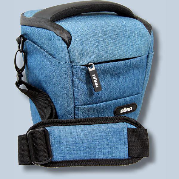 Dörr Halfter-Fototasche Motion L in blau Kameratasche für Systemkameras und  Spiegelreflexkameras Holster Tasche blue hmlbl 5e7843089e