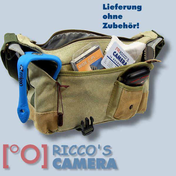 Canon EOS M100 Kameras Kamera-Tasche Zubehörtasche Umhängetasche Fototasche f