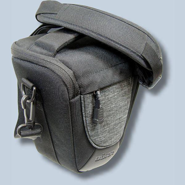 Dörr Halfter-Fototasche Classic M Colt-Tasche für Systemkameras oder  DSLR-Kamera Kameratasche mit Regenschutzhülle Bereitschafts 60772cb7bb