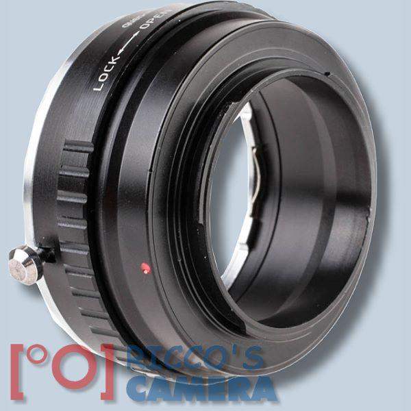 Sony To Canon Adapter Ring